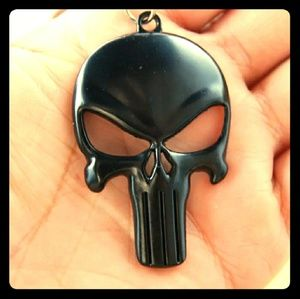 Marvel Punisher Necklace